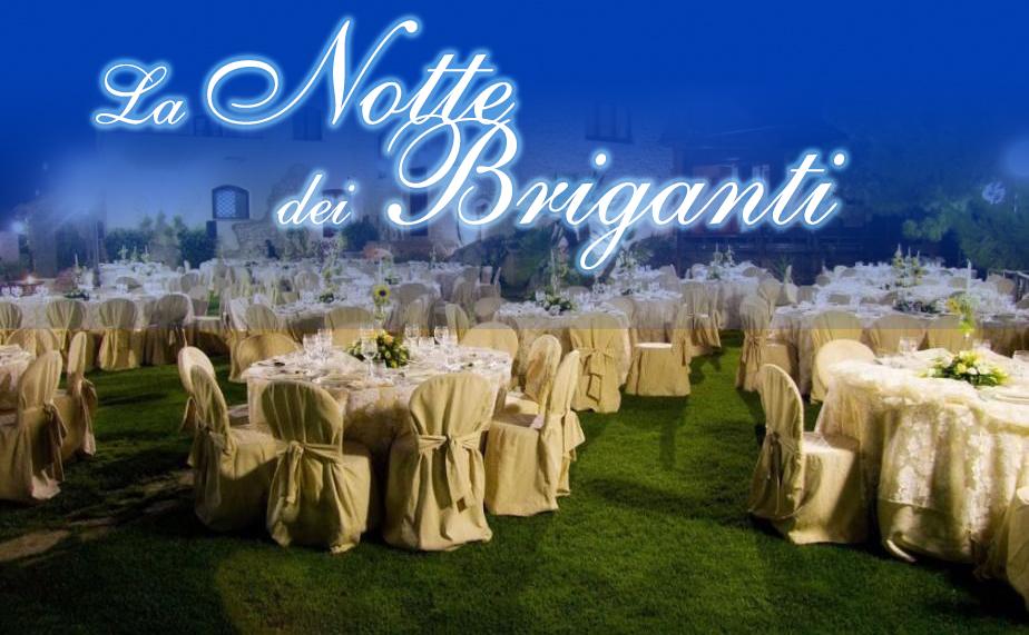 La Notte dei Briganti - Cena degustazione