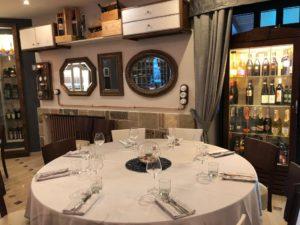 Sala interna - La Cantina dei Briganti